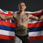 Holloway é o campeão interino dos penas. (Foto: UFC)