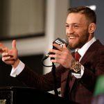 McGregor está liberado para lutar boxe em Las Vegas (FOTO: Steve Marcus/UFC)