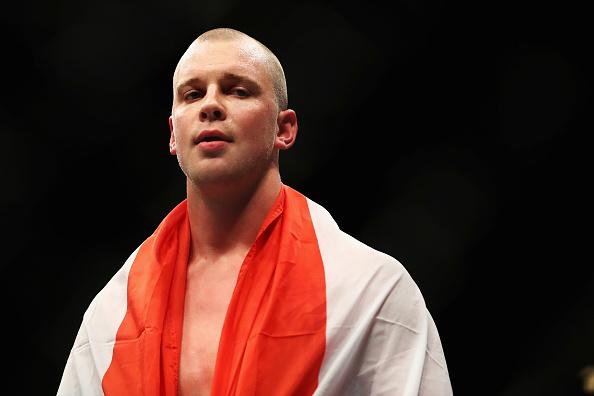 Struve está fora da luta contra Cigano. (Foto: Getty Images)