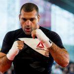 Shogun enfrenta G. Villante no UFC Fortaleza, dia 11 de março.