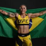 Bate-Estaca enfrenta Joanna em maio (Foto: Mike Roach/UFC)