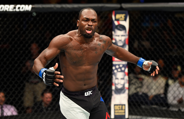 Brunson vai enfrentar A. Silva no UFC 208, dia 11 de fevereiro. (Foto: Getty Images)