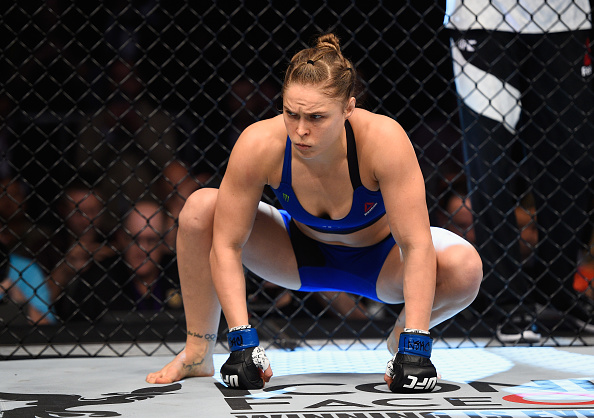Boxe de Ronda tem rendido criticas a ex-campeã. (Foto: Getty Images)