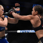UFC 207 foi liderado pelo duelo entre A. Nunes e R. Rousey. (Foto: Getty Images)