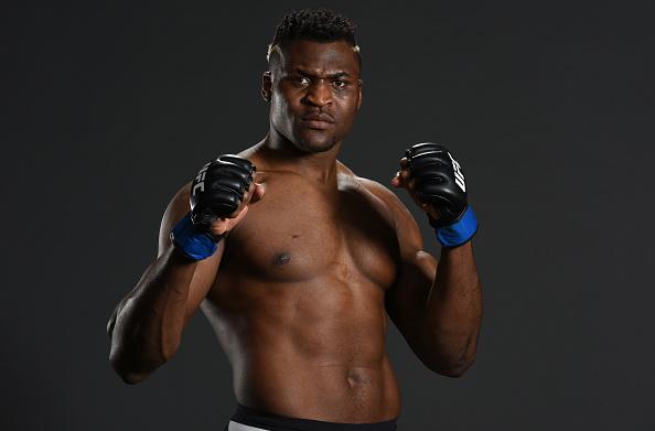 Ngannou vem de cinco vitórias consecutivas no Ultimate. (Foto: Getty Images)