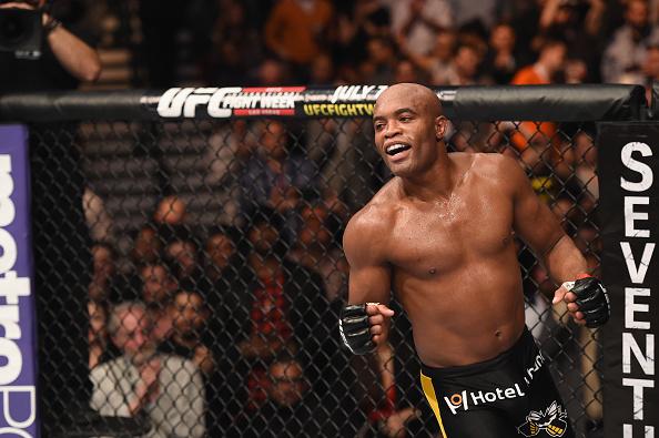 Andeson quebrou jejum de quase cinco anos e voltou a vencer no UFC. (Foto: Getty Images)