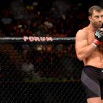Rockhold acusou Anderson de negar luta. (Foto: Harry How/UFC)