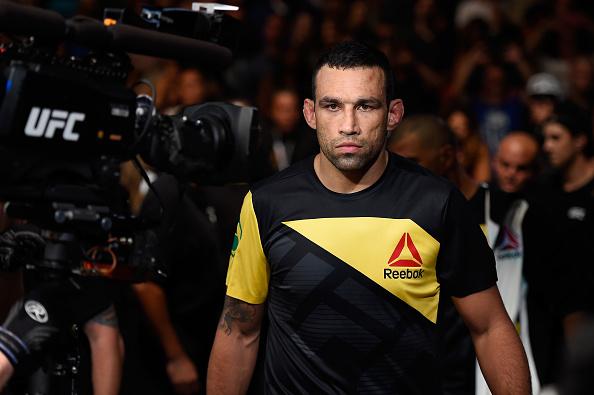 Werdum comentou sobre a luta principal do UFC 211. (Foto: Getty Images)