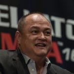 Coker é o presidente do Bellator. (Foto: Reprodução)