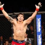 Viscardi disse ser inocente após ser flagrado pela USADA Foto: Divulgação/UFC)