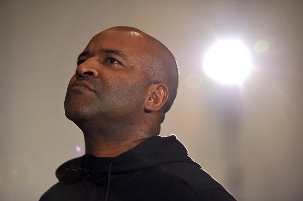 R. Cordeiro é líder da Kings MMA e treinador de Gastelum. (Foto: Getty Images)