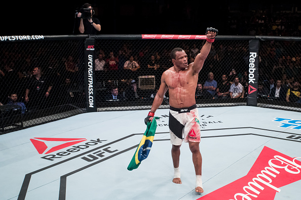 Massaranduba vem de sete vitórias consecutivas nos leves (Foto: Buda Mendes/UFC)
