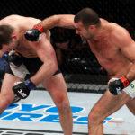 Shogun nocauteou Villante no terceiro round. (Foto: Buda Mendes / UFC)