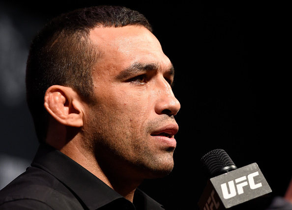 F. Werdum provocou inimigo (Foto: Josh Hedges/UFC)