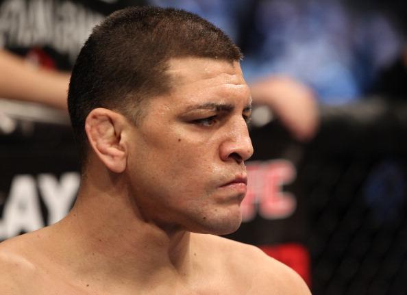 Diaz é adepto da maconha (Foto: Josh Hedges/UFC)