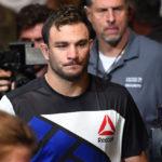 Villante enfrenta Shogun no UFC Fortaleza. (Foto: Jeff Bottari/UFC)