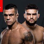 UFC Fortaleza acontece neste sábado (11). (Foto: Divulgação)