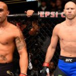 Lawler (esq) e Cerrone (dir) se enfrentam em julho. (Fotos: UFC/Montagem: Super Lutas)
