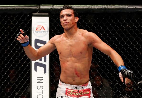 Do Bronx atravessa fase delicada no UFC (Foto: Josh Hedges/UFC)