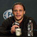 Graves foi demitido do UFC após agredir sua mulher (Foto: Brandon Magnus/UFC)