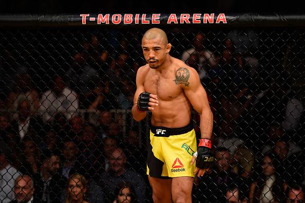 Aldo enfrenta Holloway no UFC 212, em junho (Foto: Josh Hedges/UFC)