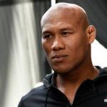 Jacaré pode enfrentar Weidman em breve (Foto: Mike Roach/UFC)