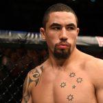 Whittaker vem de sete vitórias seguidas no UFC (Foto: Jeff Bottari/UFC)