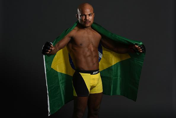 Wilson pode se tornar o primeiro brasileiro campeão dos moscas. (Mike Roach/UFC)