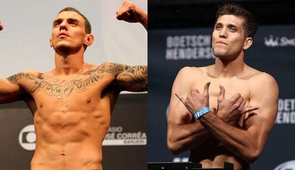 Risultati immagini per renato moicano UFC 214