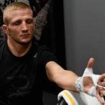 Dillashaw (foto) colocou em dúvida lesão de Cody (Foto: Facebook/UFC)