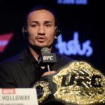 Holloway não quis provocar Aldo (Foto: Facebook/UFC)