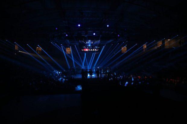 Torneio pode definir novo campeão do Brave. Foto: Divulgação/Brave