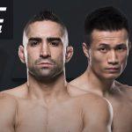 Confronto acontecerá dia 29 de julho (Foto: Divulgação/Twitter UFC)