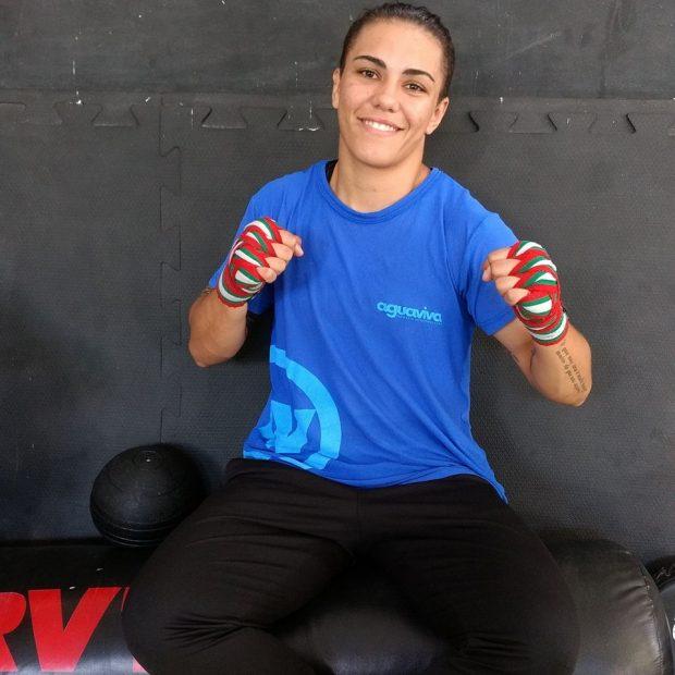 J. Andrade (foto) quer enfrentar A. Magaña (Foto: Reprodução/Facebook J. Andrade)