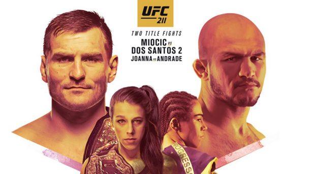 UFC 211 terá duas disputas de cinturão envolvendo brasileiros (Foto: Divulgação/UFC)