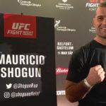Shogun não irá atuar no UFC Japão (Foto: Reprodução / Facebook Shogunrua)