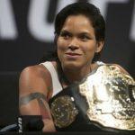 Amanda explicou ausência do UFC 213 (Foto: Reprodução/Twitter UFC)