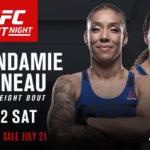 Duelo vai acontecer dia 2 de setembro (Foto: Reprodução/Twitter UFC Europe)