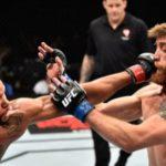 T. Marreta (esq) vence de novo (Foto: Reprodução/Instagram/UFC)