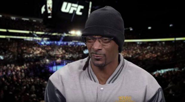 Snopp vai ser comentarista do UFC - (Foto: Reprodução/ Youtube UFC)