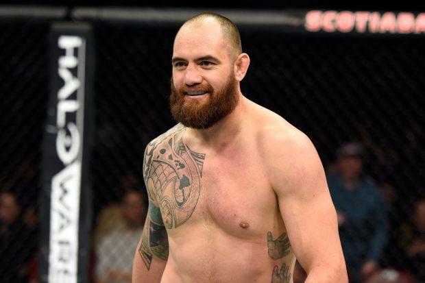 Browne vem de quatro derrotas seguidas (Foto: Reprodução/Twitter UFC)