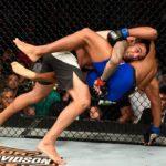 Werdum perdeu para Overeem (Foto: Reprodução/Facebook/UFC)