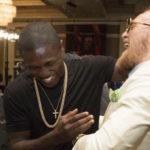 Berto acredita que Conor pode bater Floyd (Foto: Reprodução/Facebook AndreBerto)