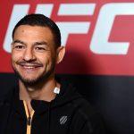 Swanson fez pouco caso de duelo com Aldo (Foto: Reprodução/Facebook UFC)