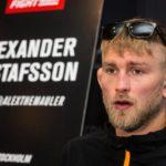 Gustafsson lamentou doping de Jones (Reprodução/Facebook UFC)