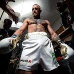McGregor de volta ao boxe?  (Foto: Reprodução/Twitter UFCBrasil)