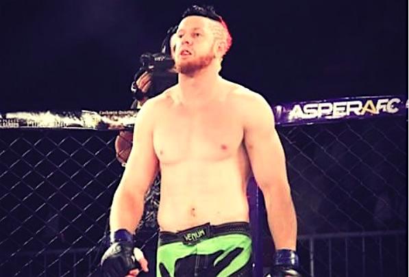 Alemão está invicto no MMA, com nove vitórias (Foto:Reprodução/Instagram RicardoPrasel)