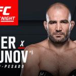 Duelo irá acontecer dia 16 de dezembro (Foto: Reprodução/UFC)