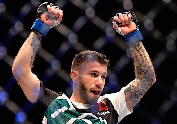 M. Nicolau busca terceira vitória no UFC (Foto: Reprodução Facebook Matheus Nicolau
