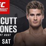 Duelo acontecerá dia 11 de novembro (Foto: Divulgação/Twiiter UFC)